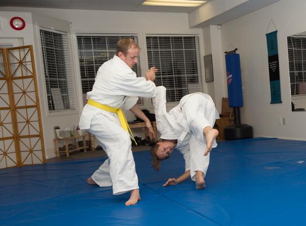 klamath falls aikido