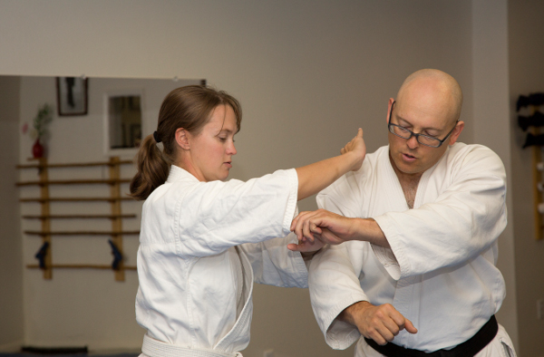 self defense klamath falls